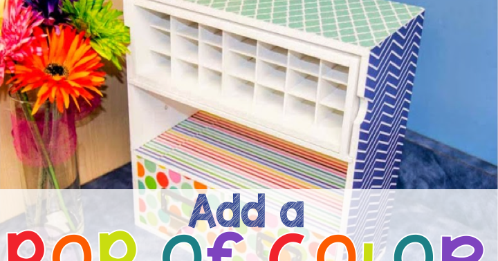 What The Teacher Wants 2 Diy Projects Pop Of Color And