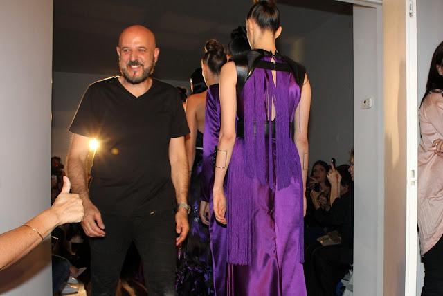 Fabián Zitta en Designers Buenos Aires, presentado por HSBC