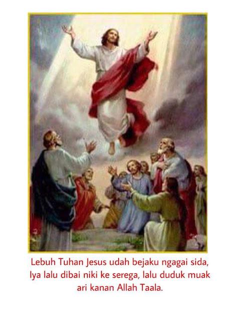 Injil Seharitu: Hari Tiga, 25 April 2018, dalam Minggu Keempat Musim Paska