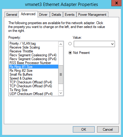 VMware Front Experience: Troubleshooting VM network