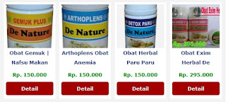 Blog Resmi Agen De nature Indonesia