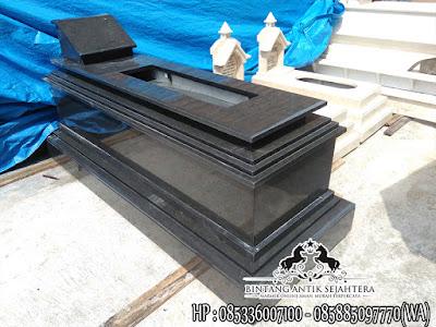 Kuburan Dari Granit, Kijing Makam Granit, Model Kijing Granit