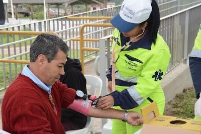 Arteris Régis Bittencourt promove ação educativa para pedestres e ciclistas em Registro-SP