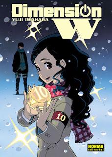 """Manga: Review de """"Dimension w #10"""" de Yûji Iwahara - Norma editorial"""