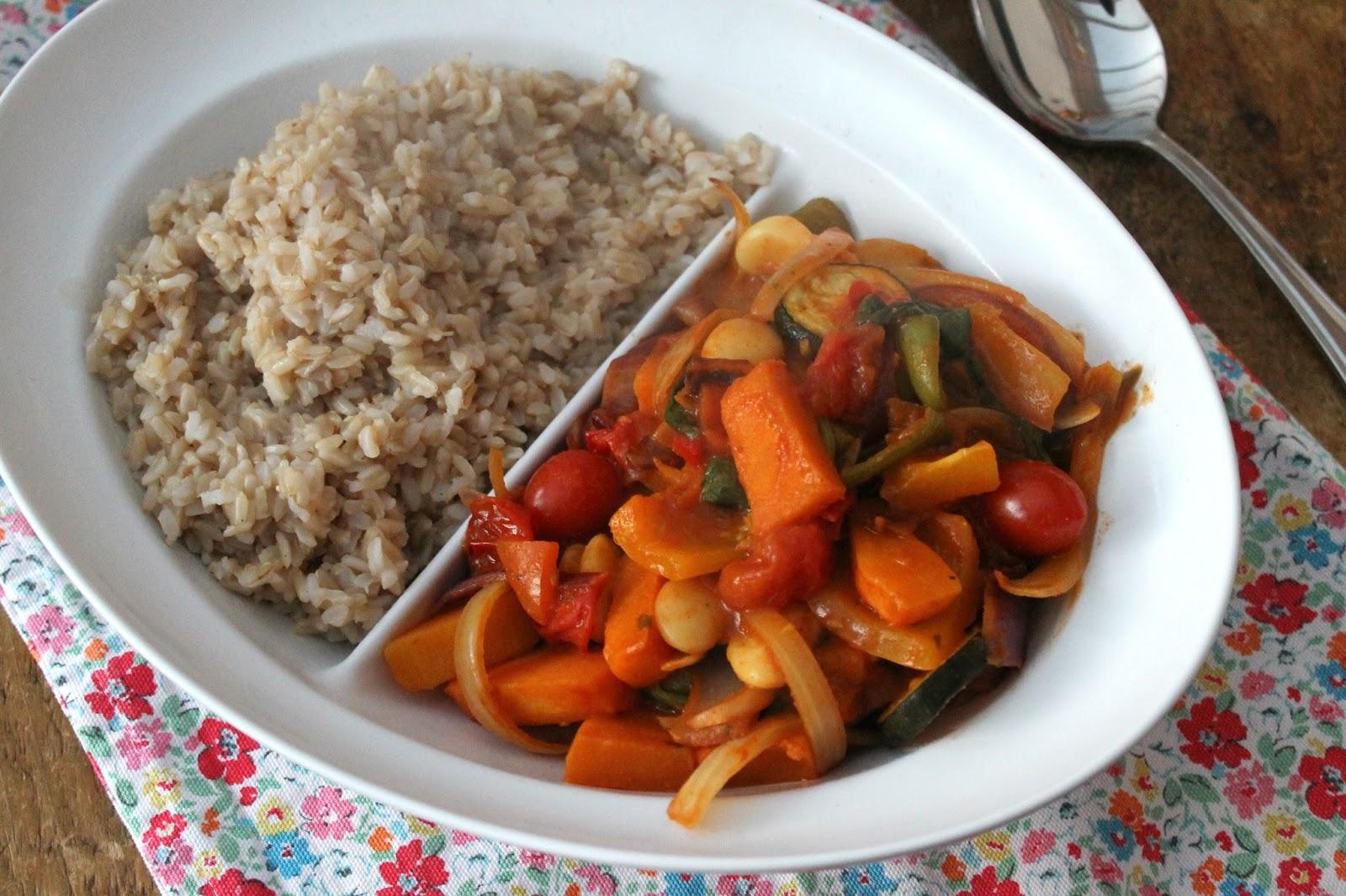 Recipe Roasted Vegetable Chicken Tikka Masala The Story