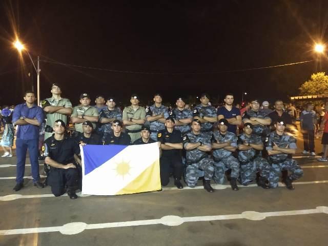 Após concluírem curso da ROTAM em Goiás, 5 policiais militares retornam às atividades no Tocantins