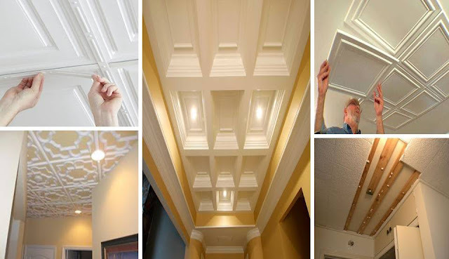 Awesome Ceiling Ideas To Mesmerize You