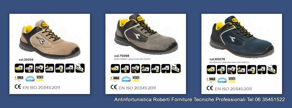 detailed look c604f 28bbd Antinfortunistica ROBERTI Blog: Scarpe Antinfortunistiche ...