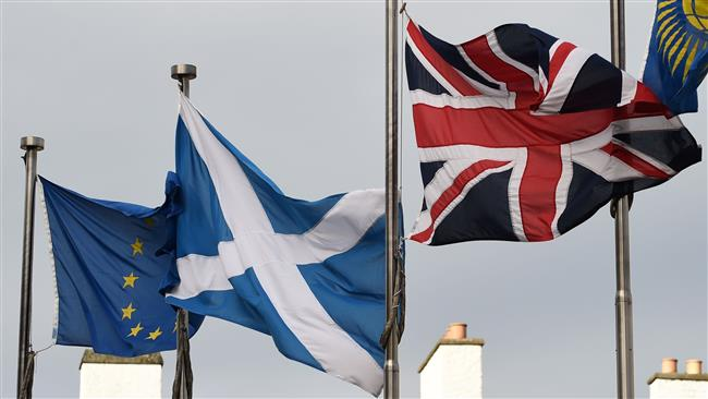 European lawmakers say independent Scotland can join European Union