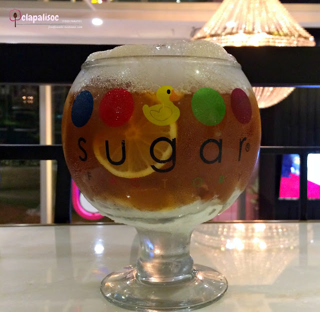 Sunshine Tea Goblet from Sugar Factory PH