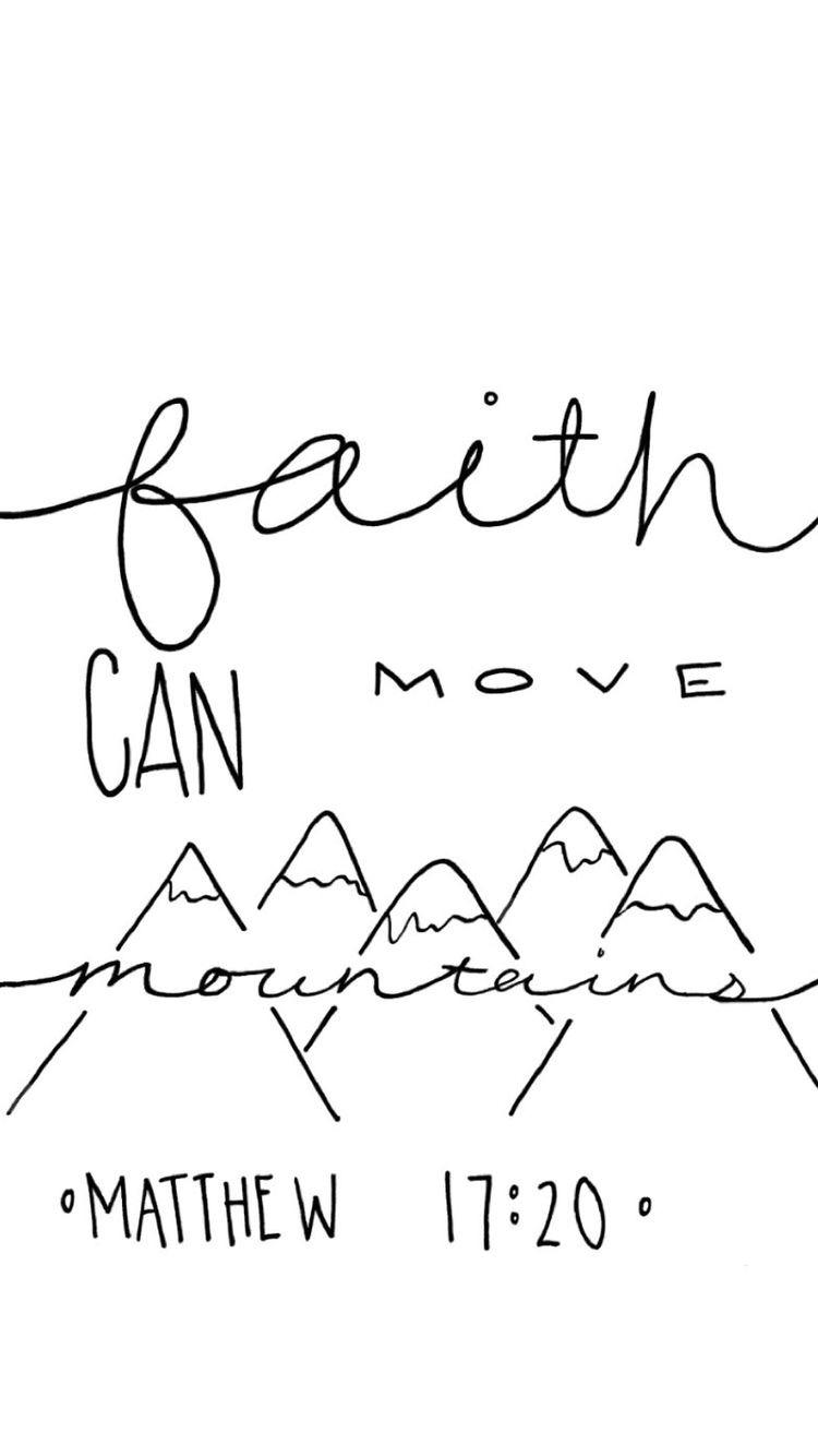 Lack faith and trust in Jesus