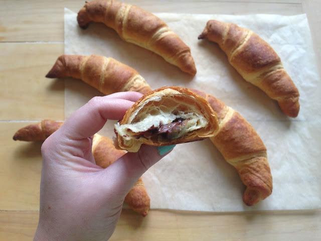 Pravé francúzske maslové croissanty
