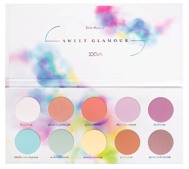 Idée cadeau Fête des Mères, maquillage Zoeva - Sephora - Blog