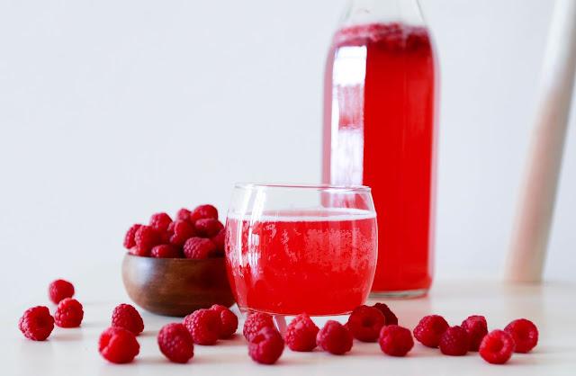 loveurbelly Raspberry Kombucha Tea Recipe