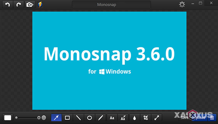 Cara screenshot di laptop atau PC dengan Monosnap