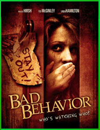 Bad Behavior (Mala conducta) (2013) | DVDRip Latino HD Mega 1 Link