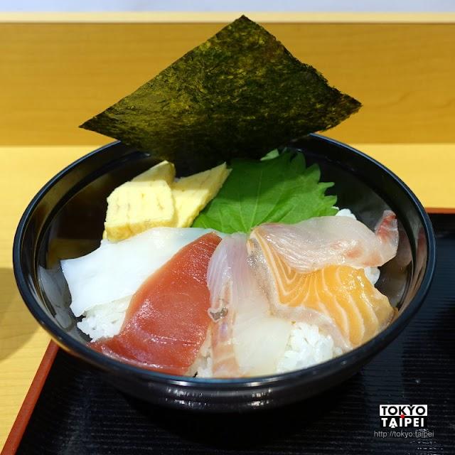【大起水產城市海港食堂】從關西機場離境前 吃碗只要¥580超新鮮便宜海鮮丼
