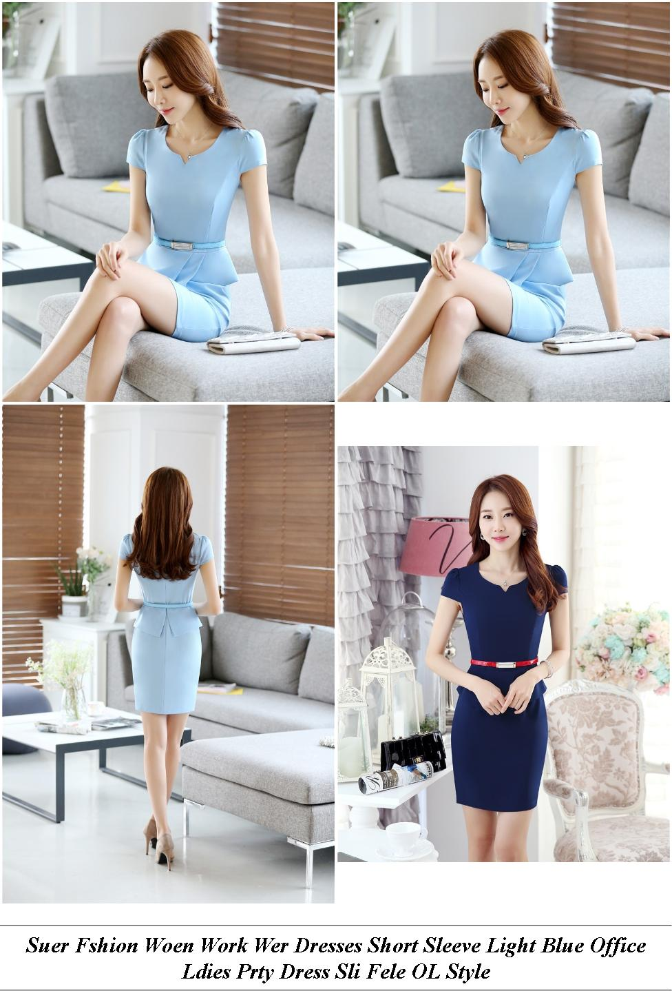 Formal Dresses For Women - Womens Summer Clothes On Sale - Mini Dress - Buy Cheap Clothes Online