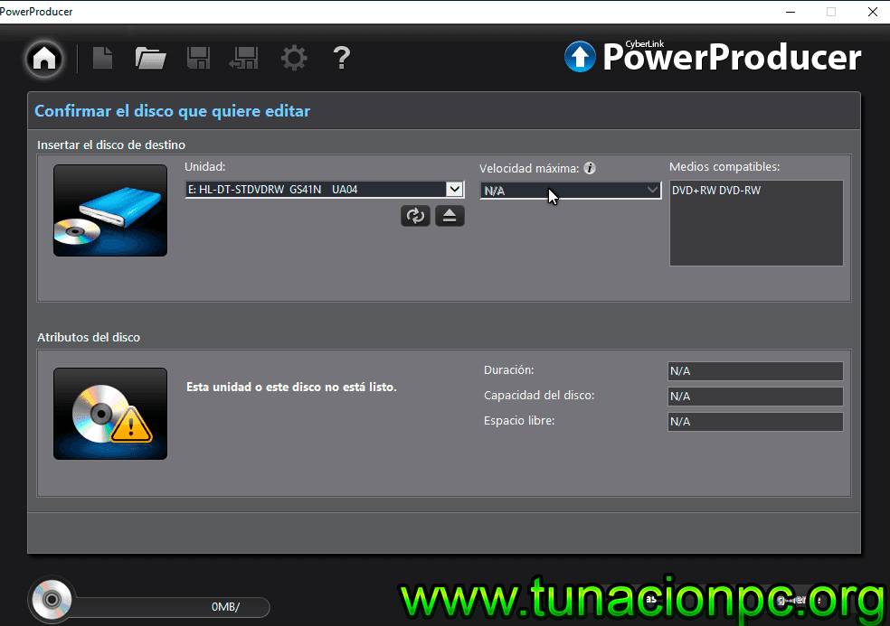 Descargar CyberLink PowerProducer Ultra Final Full Gratis