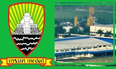 kawasan industri Dwipapuri Abadi Jl RancaEkek