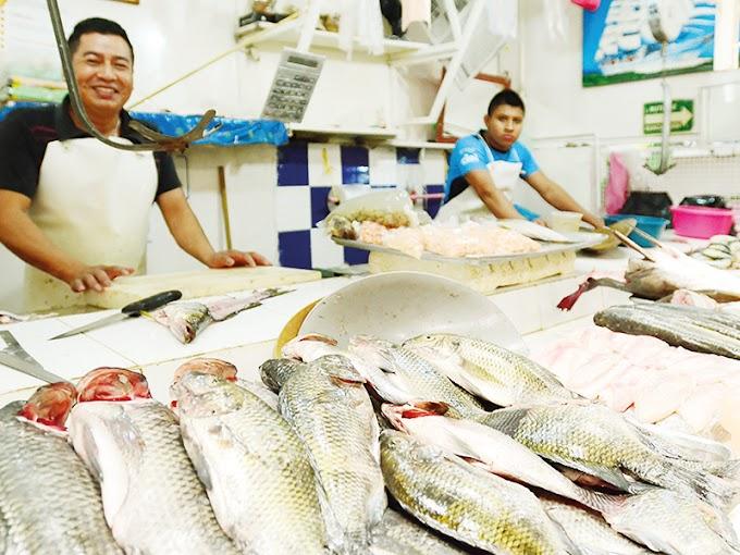 Venta de mariscos a la alza; Profeco vigila precios
