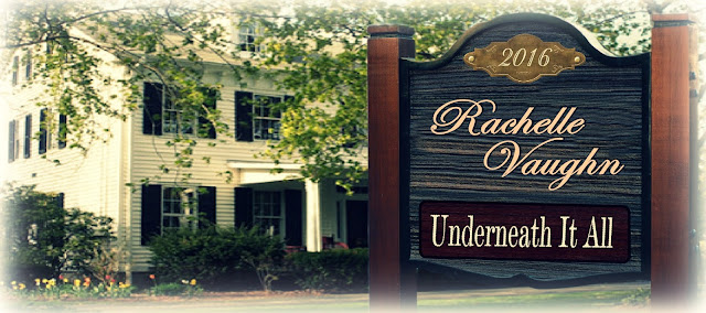 underneath it all romance book by rachelle vaughn bed and breakfast
