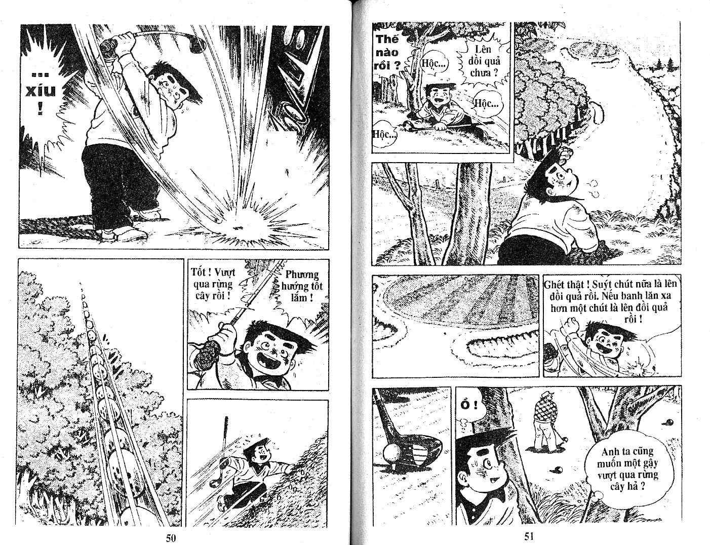 Ashita Tenki ni Naare chapter 18 trang 23