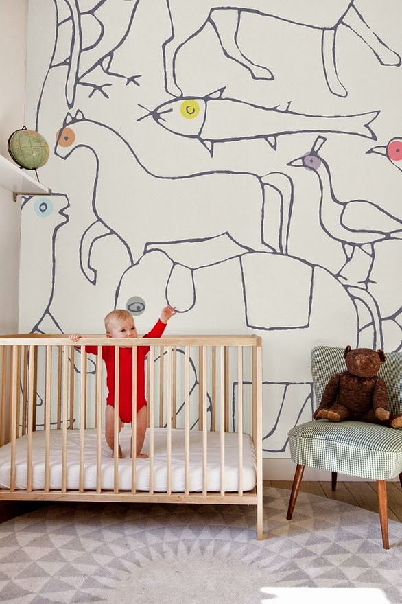 Www Willowandme Co Uk Scandinavian Nursery Design Ideas