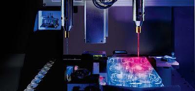 Nuove tecniche per stampa 3D organi