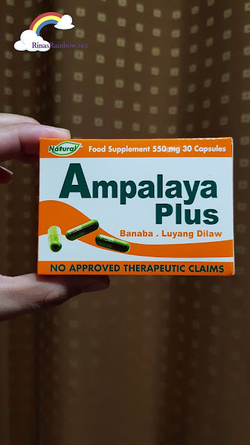 Ampalaya Plus food supplement