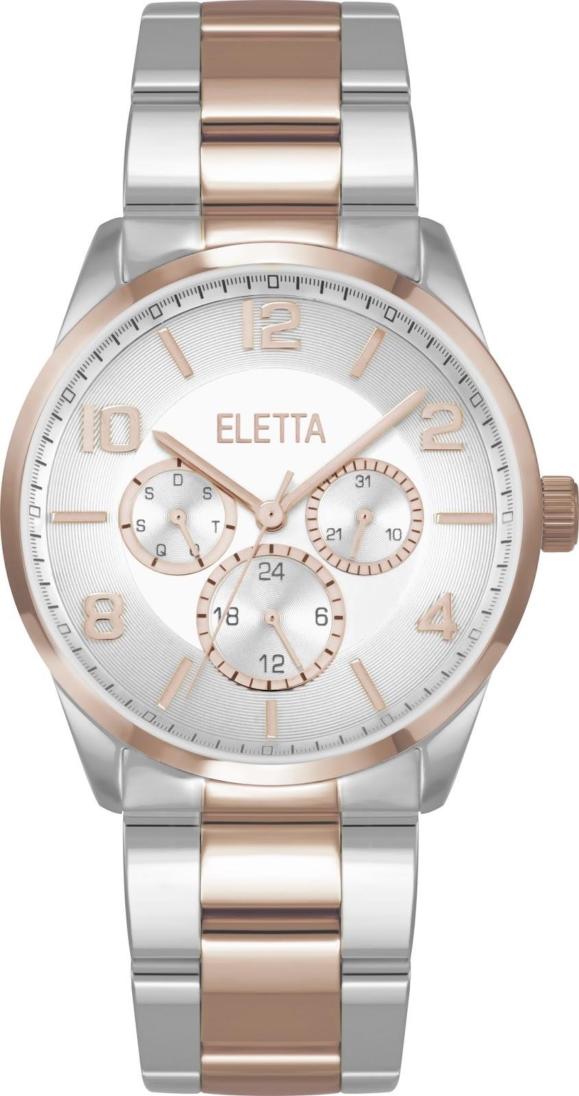 91b4572cdb0 Estação Cronográfica  Chegado(s) ao mercado - relógios Eletta