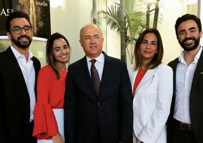 Domínguez Brito agradece lealtad del presiente Medina al presentar su renuncia