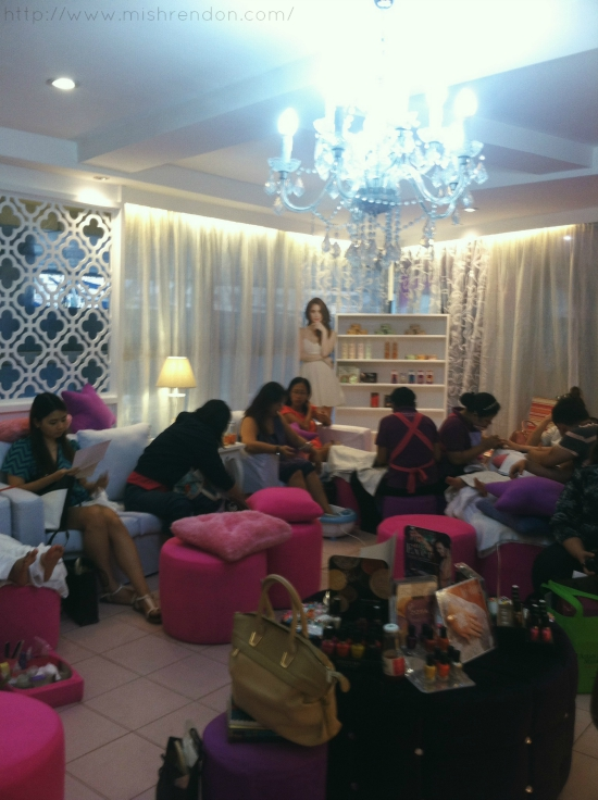 Posh Nails Celebrates 13th Year with DETOX Mani and Pedi
