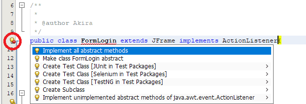 Tutorial Membuat Form Login dengan Bahasa Pemrograman Java