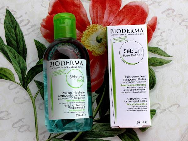 Bioderma // Sébium Pflegeprodukte gegen Unreinheiten