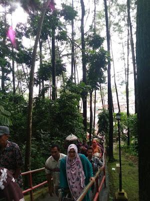 Ruwat Bumi Festival Gunung Tidar Magelang