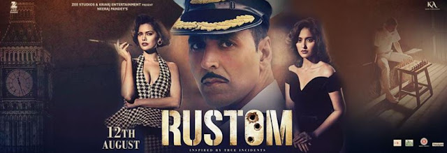 rustom movie actors