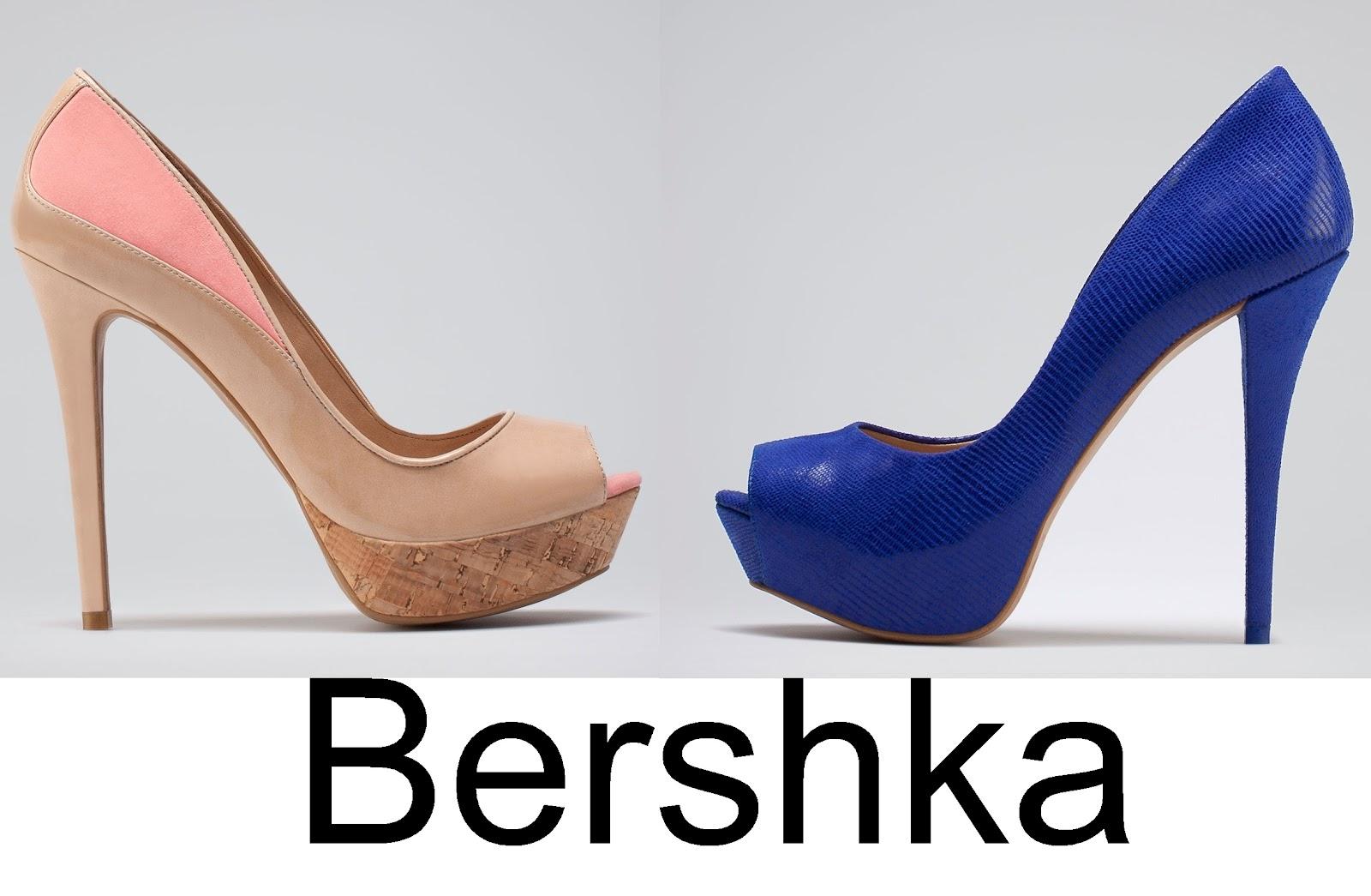 bc67ba8a1b11 Bershka  Νέες Αφίξεις Παπούτσια Άνοιξη Καλοκαίρι 2012