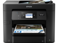 Epson WorkForce Pro WF-4734 driver download for Windows, Mac, Linux