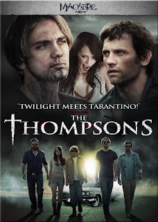 baixar capa The Thompsons   DVDRip AVI + RMVB Legendado