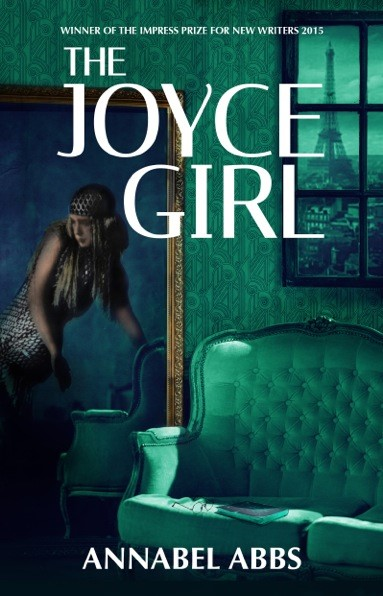 Book Cover The Joyce Girl by Annabel Abs