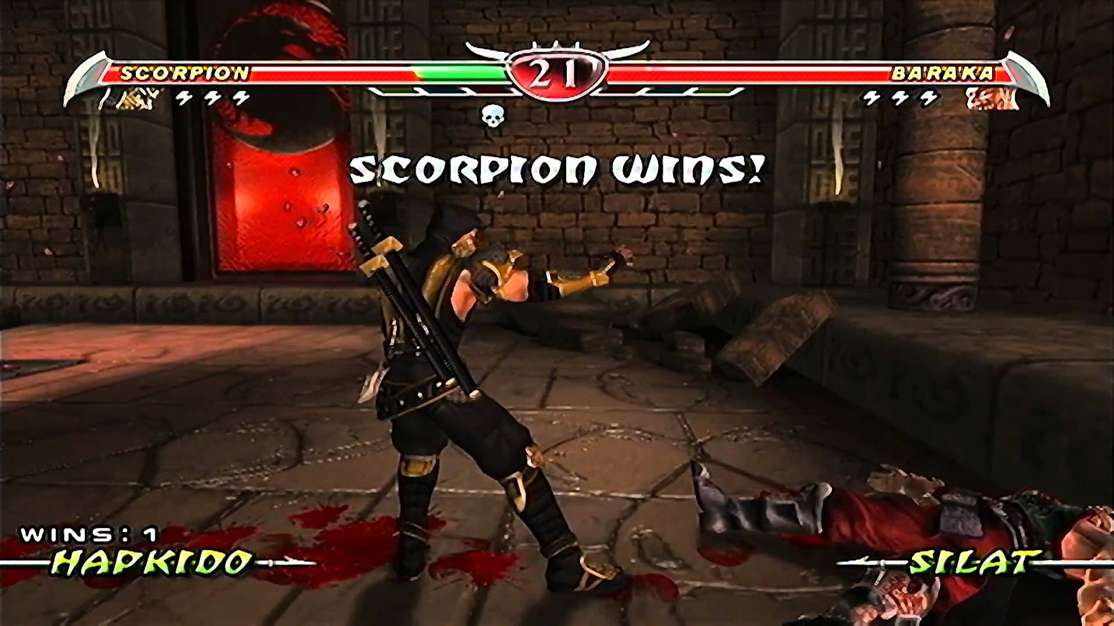 Mortal Kombat: Armageddon - XBOX   VideoGameX