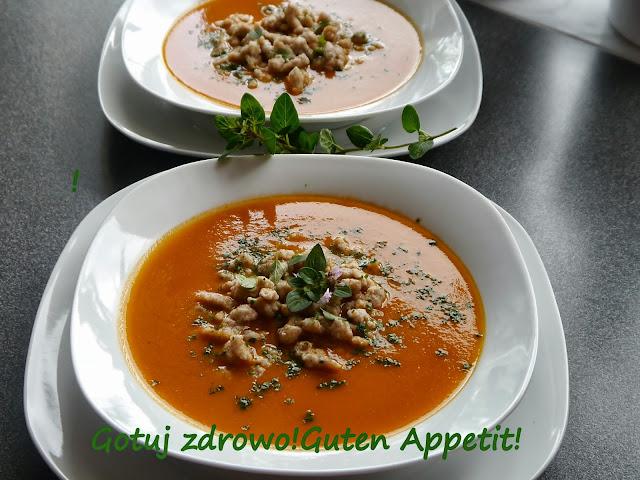 Zupa pomidorowa na włoski sposób - najlepsza - Czytaj więcej »