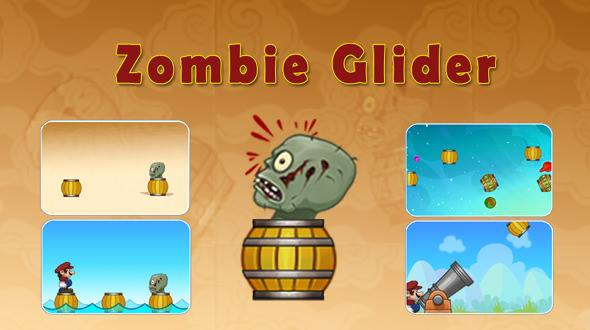 Source Code CodeCanyon – Zombie Glider Game With AdMob Free Download