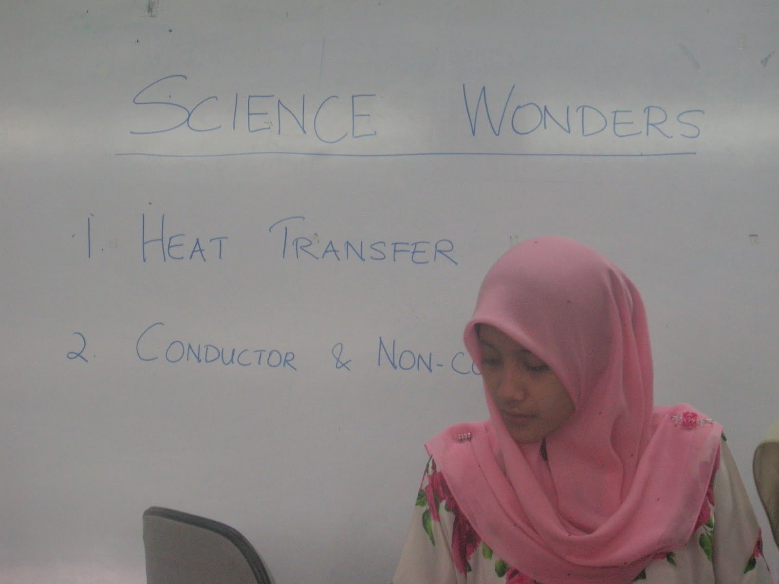 Roots Heat Transfer And Conductor Amp Non Conductors Psn
