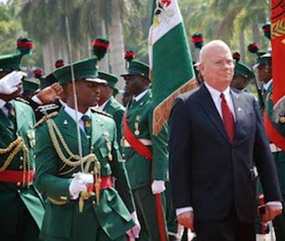 us ambassador to nigeria