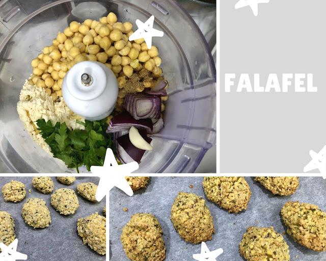 Como hacer los falafel