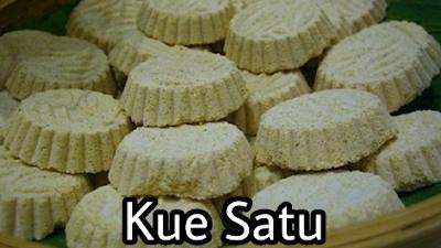 Resep Kue Satu