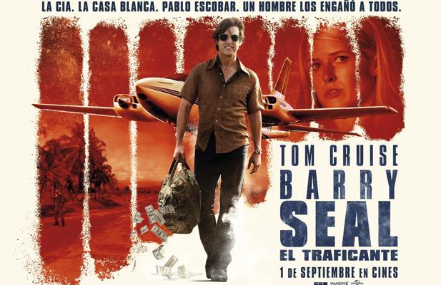 BARRY SEAL EL TRAFICANTE