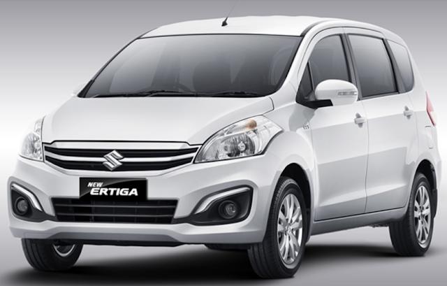 All-New Suzuki Ertiga Lahir Tahun Depan